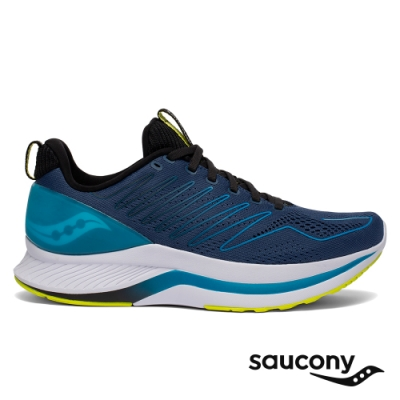 【Saucony】男 ENDORPHIN SHIFT 輕量支撐跑鞋(風暴藍-SCS20577-55)