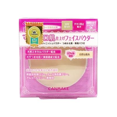 CANMAKE 棉花糖蜜粉餅(蕊心)10g-MB