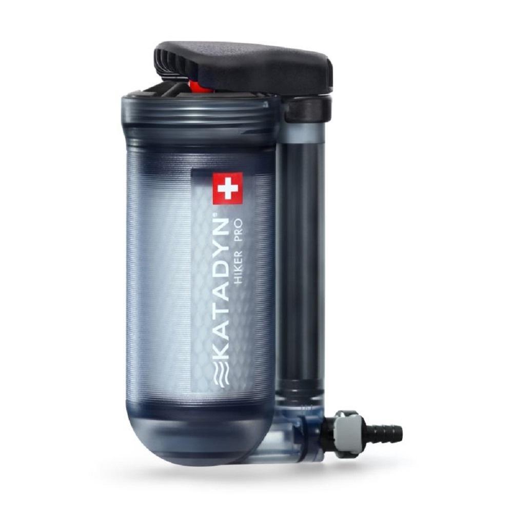 KATADYN 8019670 Hiker Pro Transparent Filter 輕量濾水器 僅 233 g