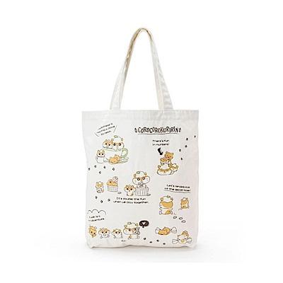 Sanrio 可樂鈴好朋友系列帆布手提袋
