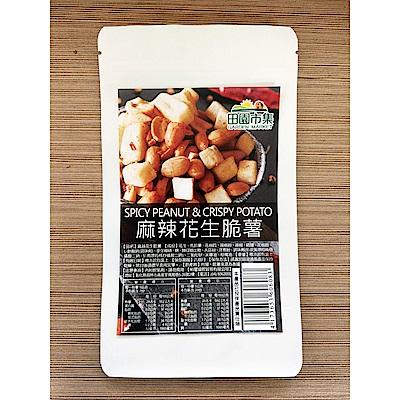 田園市集 麻辣花生脆薯(100g)