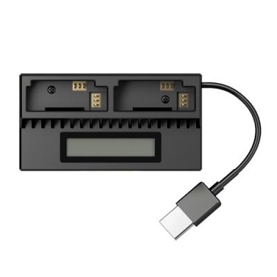 Nitecore UGP4 液晶顯示充電器 FOR GoPro AHDBT4/3/2