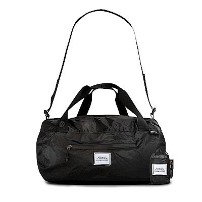 Matador 鬥牛士Transit16 Pocket Duffle迷你摺疊側背旅行袋-黑