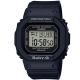 BABY-G復刻經典原型百搭流行設計休閒錶(BGD-560-1)黑色40mm product thumbnail 1