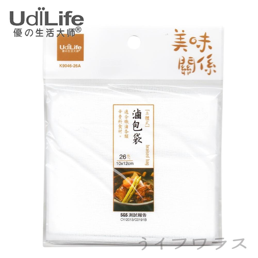 UdiLife 美味關係/滷包袋-26枚入x12包
