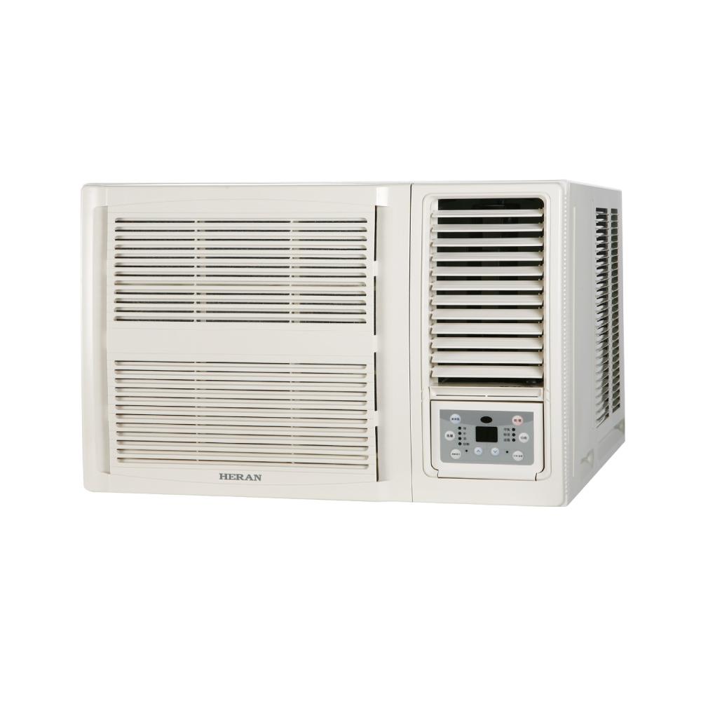 HERAN禾聯 1-3坪 5級定頻冷專右吹窗型冷氣 HW-23P5 R410冷媒