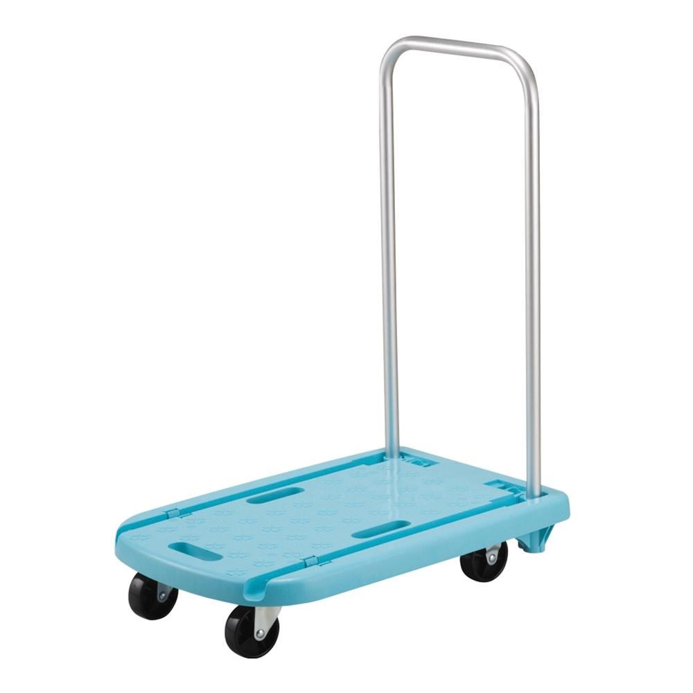 日本鹿牌Pearl 輕量化手推車-藍色