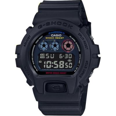 CASIO 卡西歐 G-SHOCK 霓虹潮流手錶(DW-6900BMC-1)