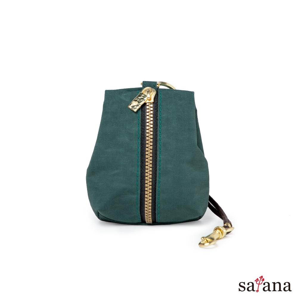 satana - Soldier 驚喜鑰匙包 - 冬青色