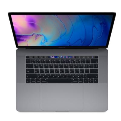 Apple 2019 MacBook Pro 15吋第九代i7/16GB/256GB-灰色