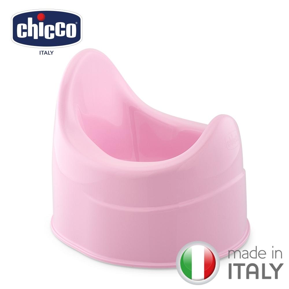 chicco-幼兒學習便椅 (綠/粉)