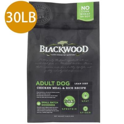 Blackwood柏萊富-特調低卡保健配方(雞肉+糙米)30LB