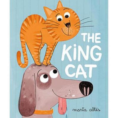 The King Cat 家裡的國王貓平裝繪本