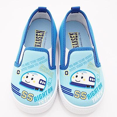 新幹線童鞋 輕量休閒鞋款 SE19822水(中小童段)