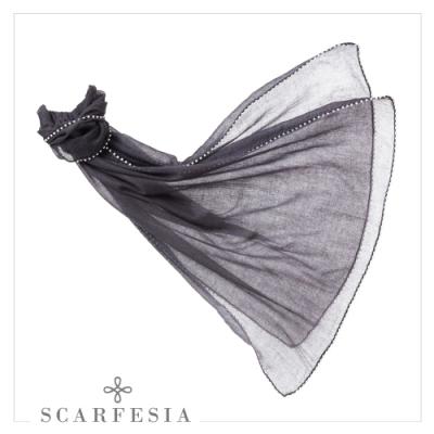 【Scarfesia】珍愛印度胎羊毛披肩(共五色)