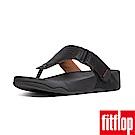FitFlop TRAKK夾腳涼鞋黑色