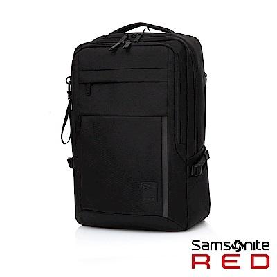 Samsonite RED PLANTPACK 2 輕量簡約筆電後背包L15.6(黑)