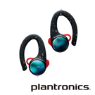 Plantronics繽特力 BackBeat FIT 3100真無線運動耳機 電光跑酷黑