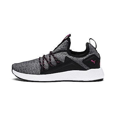 PUMA-NRGYNekoKnitWns女性慢跑運動鞋-黑色
