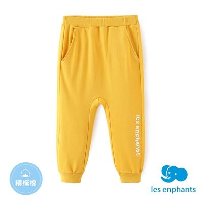【麗嬰房】EASY輕鬆系列  小童長褲-黃色(86cm~130cm)