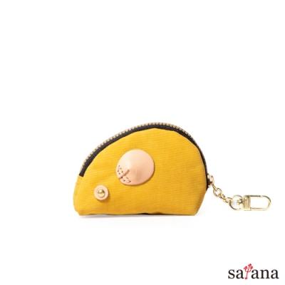 【鼠年限定】satana - Soldier 鼠來寶包 - 黃金鼠(古金黃)