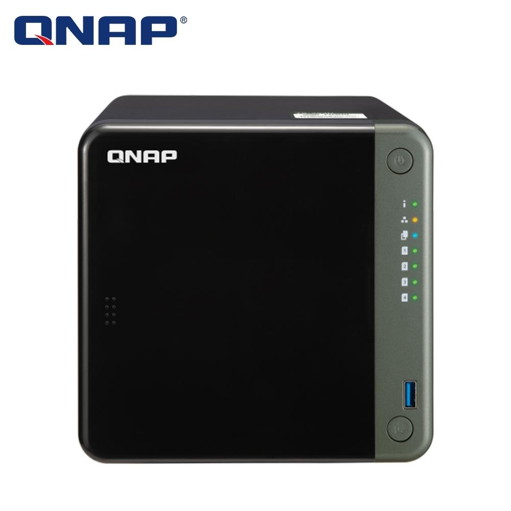 QNAP TS-453D-4G 網路儲存伺服器