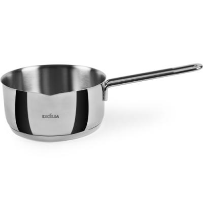 《EXCELSA》不鏽鋼牛奶鍋(1000ml)