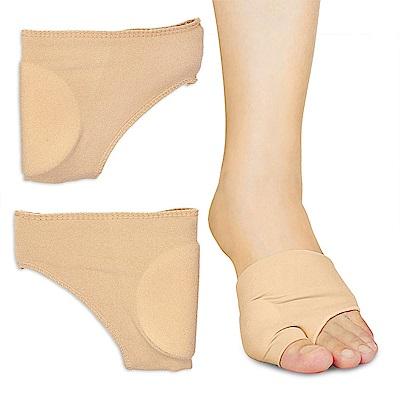 Aqnui 拇指外側凝膠腳掌型保護套 (4個/二雙)