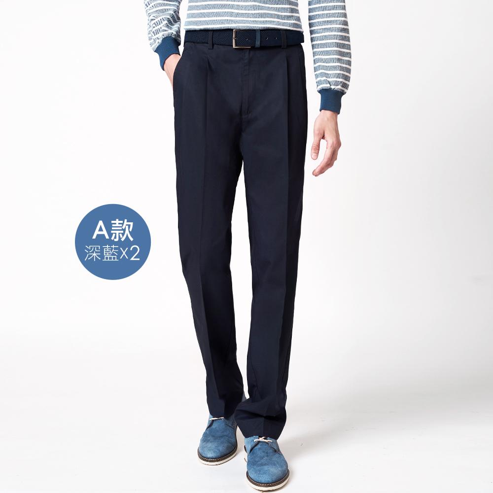 極品名店 機能保暖休閒褲(超值2件組) product image 1
