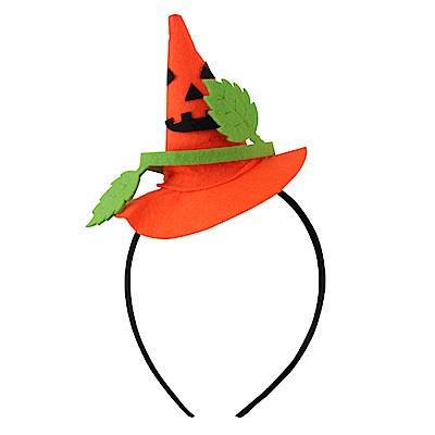 梨花HaNA 萬聖節裝可愛小巫師帽髮箍 @ Y!購物