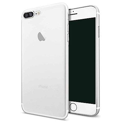 iPhone 8 Plus/7 Plus 5.5吋 超耐塑晶漾高硬度(薄)背殼(2入)