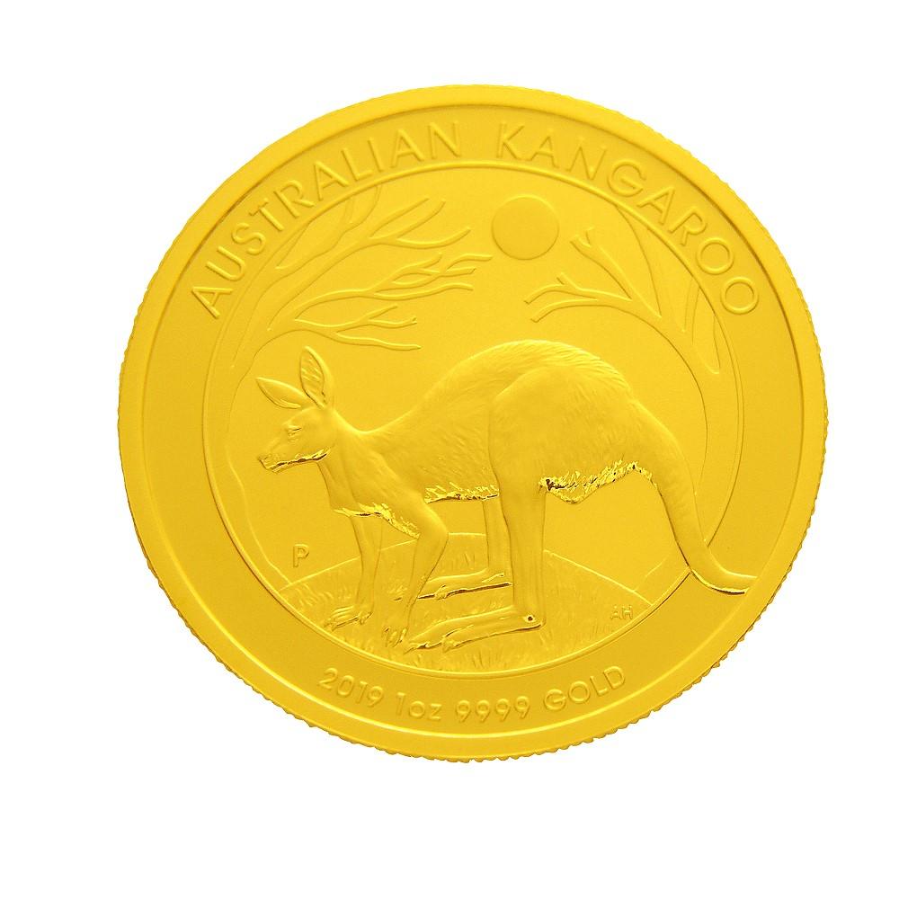 2019年澳洲袋鼠金幣-1盎司(OZ)
