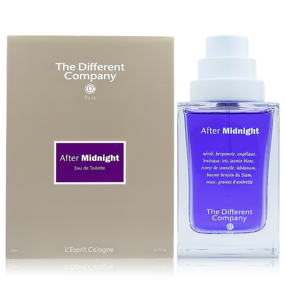 The Different Company After Midnight 星月夜淡香水 100ml