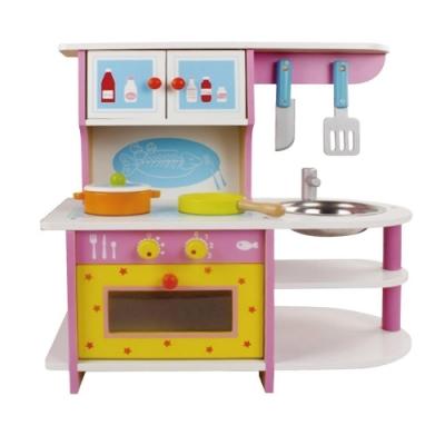 親親 木製粉紅廚房(MSN15024)