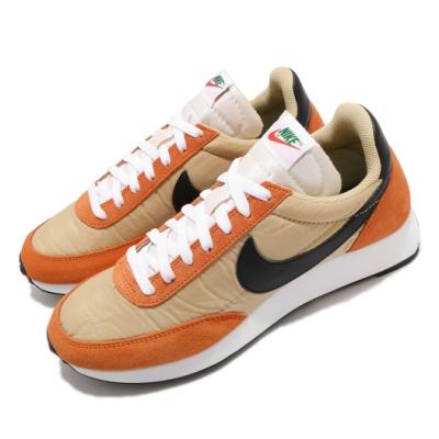 Nike 休閒鞋 Air Tailwind 79 運動 男女鞋 經典款 舒適 簡約 情侶穿搭 麂皮 橘 白 487754703
