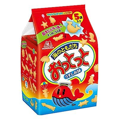 森永製果 海洋造型餅-鹽味(90g)