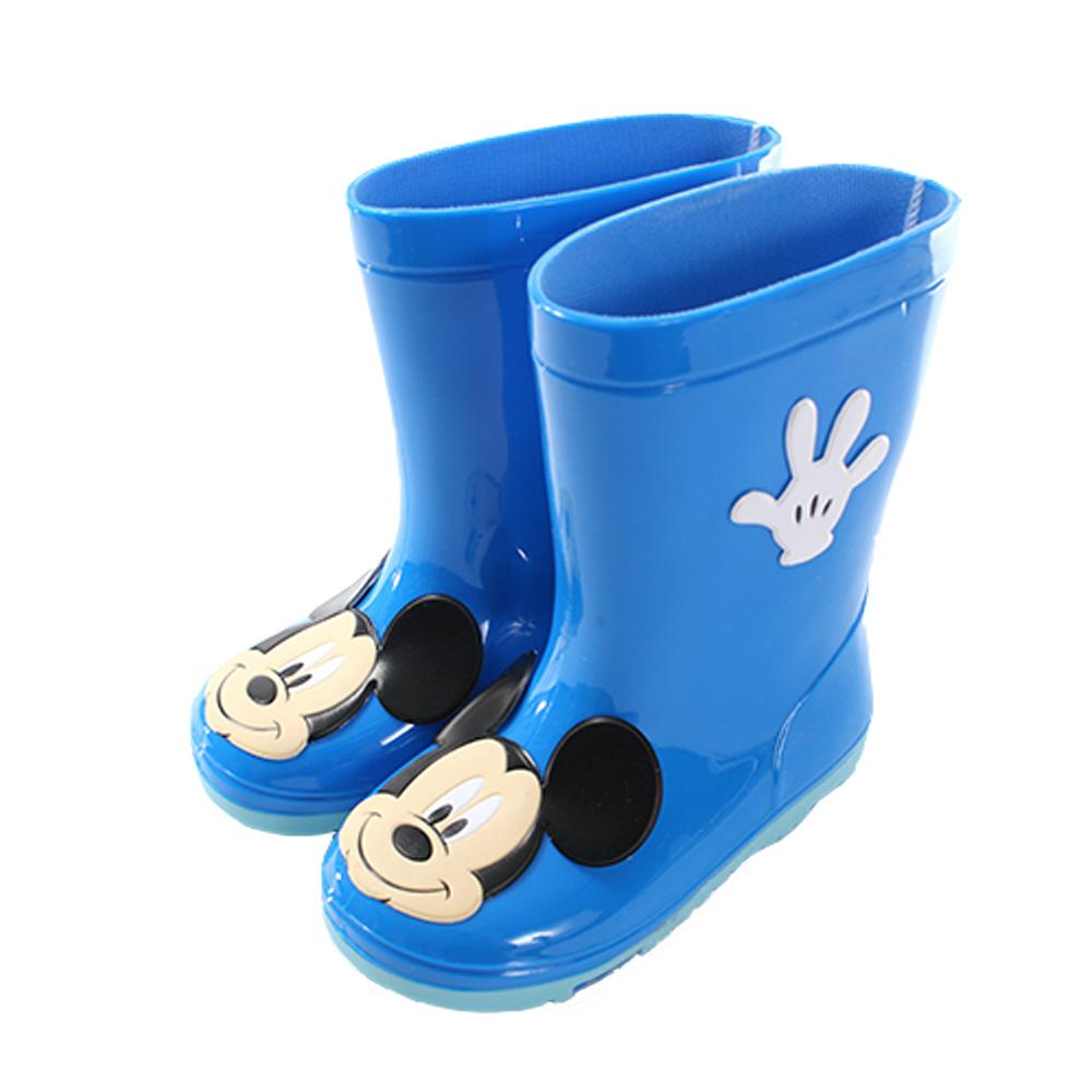 迪士尼米奇長筒雨靴 sk0570 魔法Baby