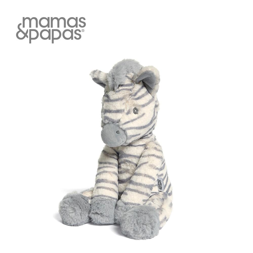 Mamas&Papas 安撫玩偶-甜筒斑馬