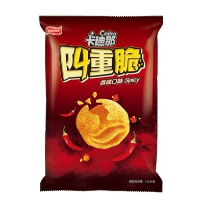 卡迪那 四重脆香辣口味(142g)