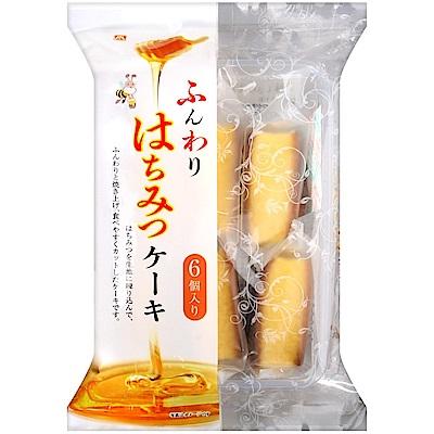 津具屋 鬆軟蜂蜜蛋糕-200g