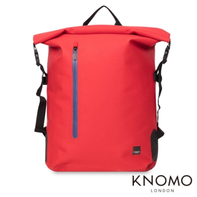 KNOMO 英國 Cromwell 英倫戶外風格電腦後背包 - 紅色 15 吋