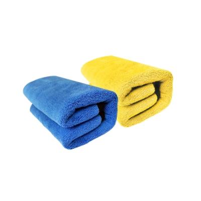 多用途珊瑚絨超細纖維雙面拚色抹布、毛巾-10條裝