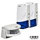太星電工 插電式接收器2入+感應發射器 DL28221 product thumbnail 1