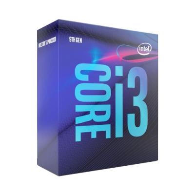 Intel 第9代 Core i3-9100 四核心處理器《代理商貨》