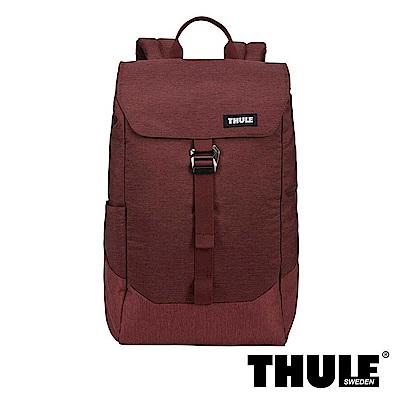 Thule Lithos 16L 15 吋電腦後背包 - 酒紅