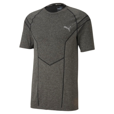 【PUMA官方旗艦】訓練系列Reactive evoKNIT短袖T恤 男性 51898501