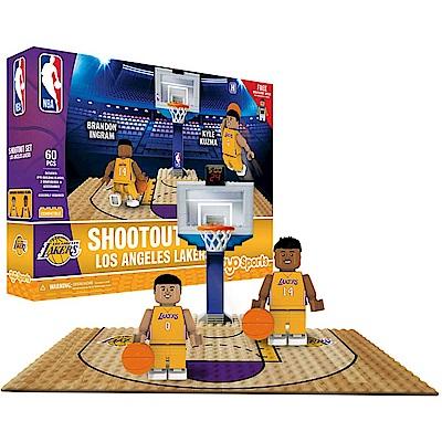 OYO Sports NBA 半場籃框組合 湖人隊