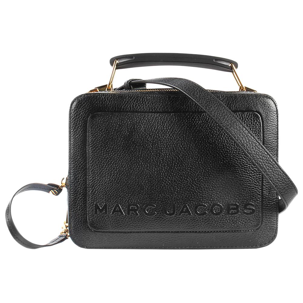 [時時樂]MARC JACOBS THE BOX 23手提兩用包-5色
