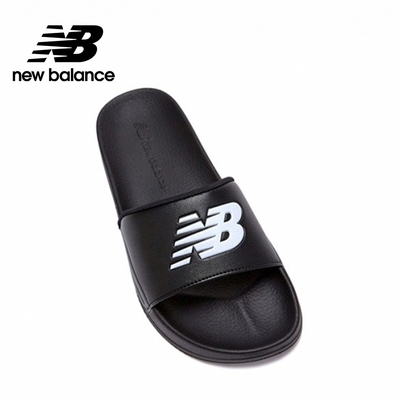 【New Balance】韓國涼拖鞋_中性_黑色_SD1101GBK-M楦