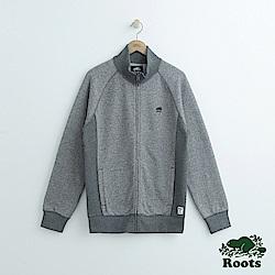 男裝Roots 經典夾克外套-灰